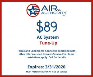 AC Tune Up coupon in San Antonio